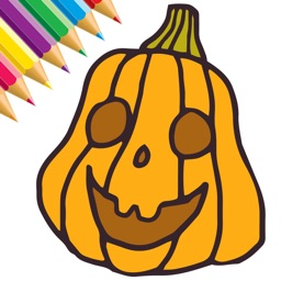 Coloring Book Halloween ED