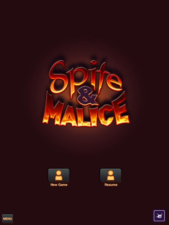 Screenshot #5 for Spite & Malice