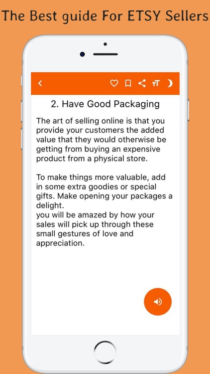 Guide for Etsy Sellers screenshot-3
