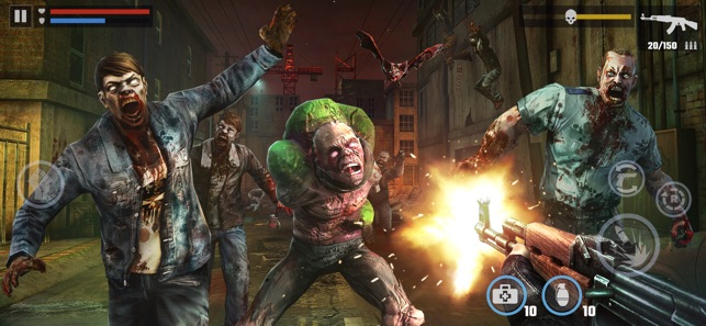 Dead shot zombies free download