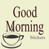 Good Morning Stickers 2018