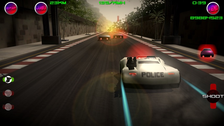 Police Chase Smash screenshot-0