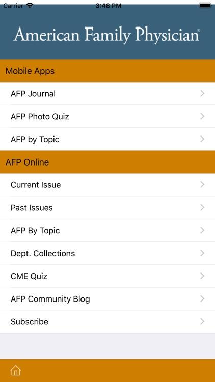 AAFP screenshot-3