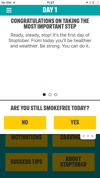 Stoptober screenshot-1