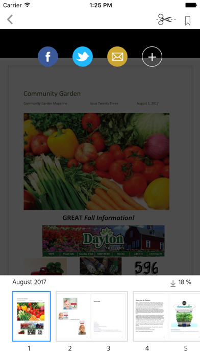 Community Garden Magazine screenshot 2