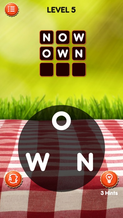 Word Chef - Word Trivia Games Screenshot on iOS