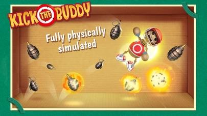 Kick the Buddy (Ad Free) screenshot 2