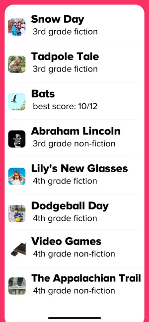 Reading Comprehension Prep on the App Store