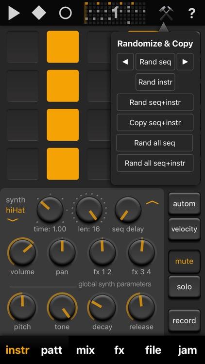 Elastic Drums screenshot-7