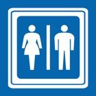 Toilets around me icon