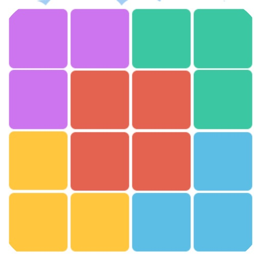 Blocks Cube Color