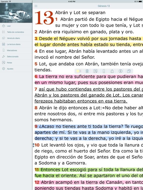 Biblia Cristiana En Español App Price Drops