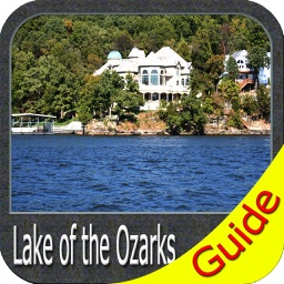 Lake of the Ozarks - fishing maps gps charts