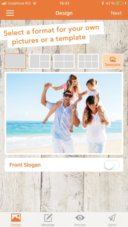Postando – Postcard App screenshot-2