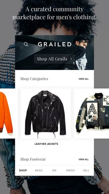 Grailed screenshot-0