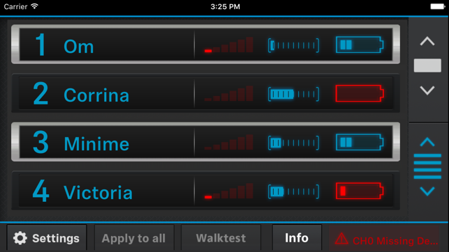 Sennheiser WSR on the App Store