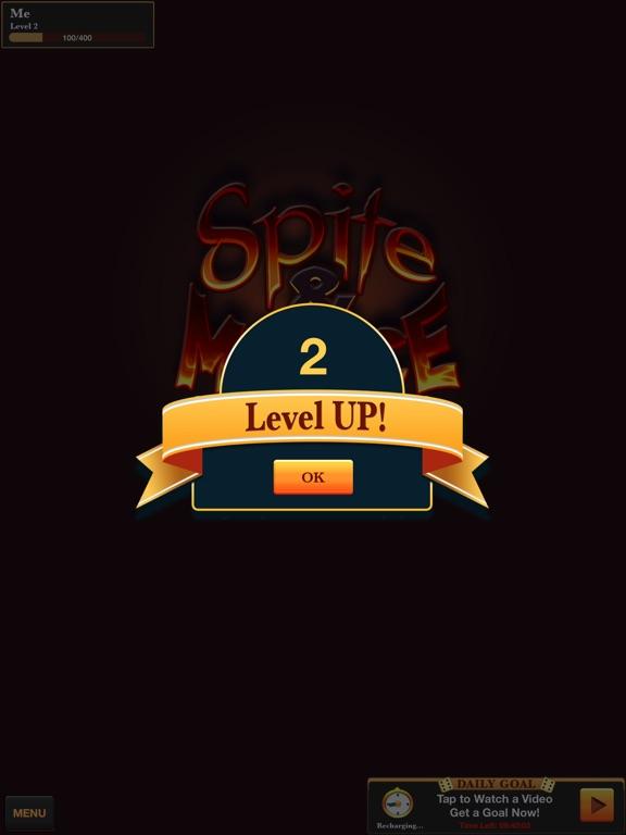 Screenshot #4 for Spite & Malice - Classic Game