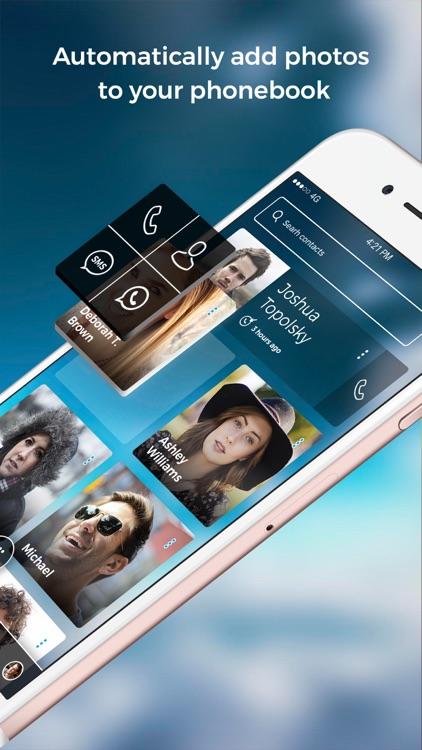 Eyecon: Phone dialer + photos