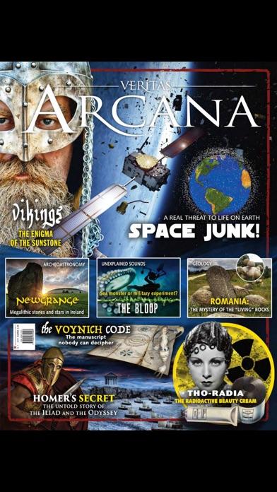 Veritas Arcana ENG screenshot 3