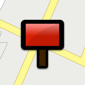 Garage Sale Map - gsalr.com ios app