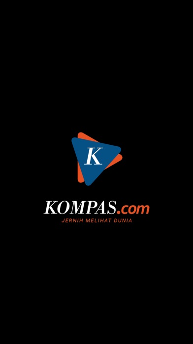 Kompas.com: Trusted News iPhone