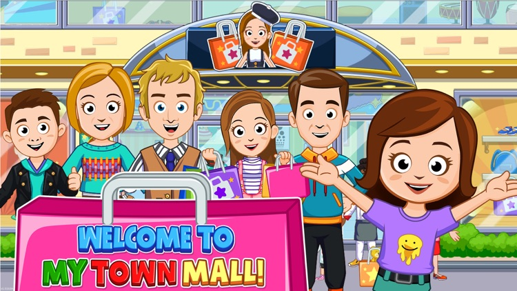 My Town : Shopping Mall