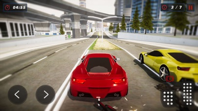 Chained Cars Drag Challenge 3D ...