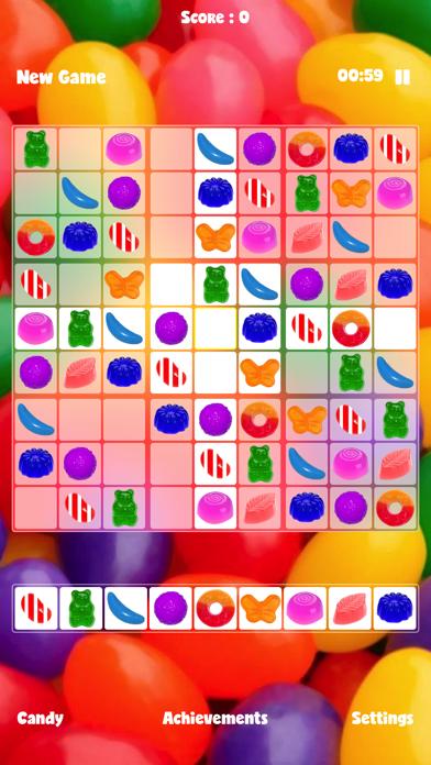 Candy Sudoku - Puzzle Gameのおすすめ画像1