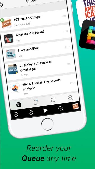 Castro Podcasts Screenshots
