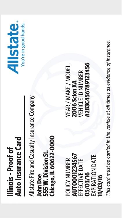 Allstate® Mobile screenshot-0