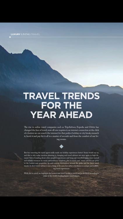 Luxury Living (Magazine) screenshot-3