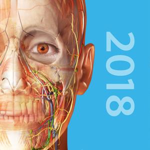 Human Anatomy Atlas 2018 app