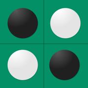 リバーシGO(オセロ) アプリ界最強の思考エンジン搭載!-2人対戦できる定番 ゲーム!