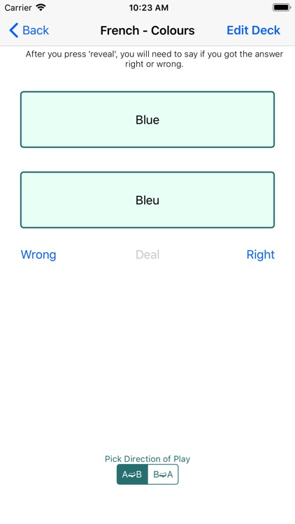 Flashcard Maker screenshot-3