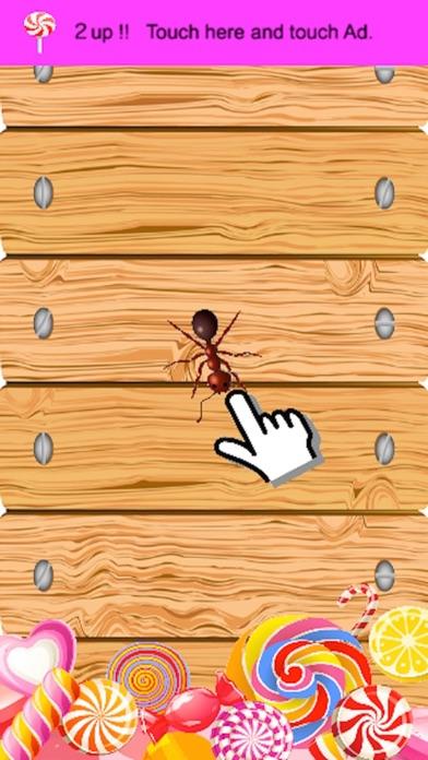 アリ潰し (シンプルで簡単&ハマる・暇つぶしゲーム)紹介画像1
