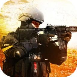 Real Hero Shoot War