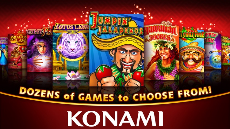 my KONAMI Slots – Casino Slots screenshot-0