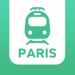 Metro Paris - offline maps
