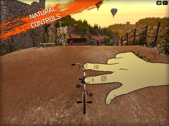 Image of Touchgrind BMX 2 for iPad