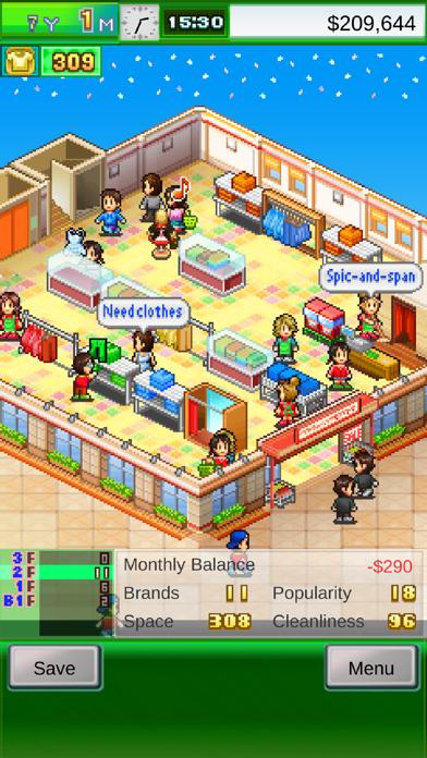 Screenshot #1 pour Pocket Clothier