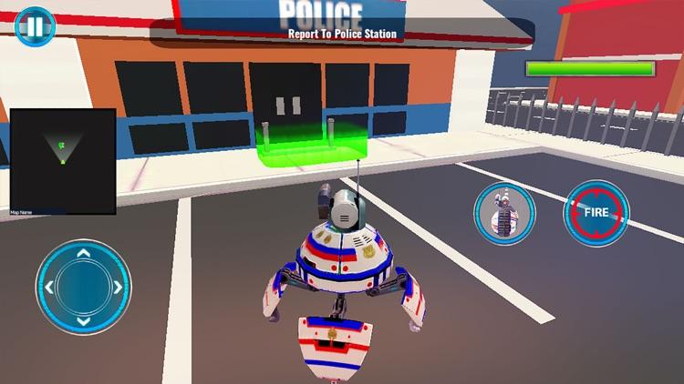 US Police Tactical Robot Squad screenshot-3