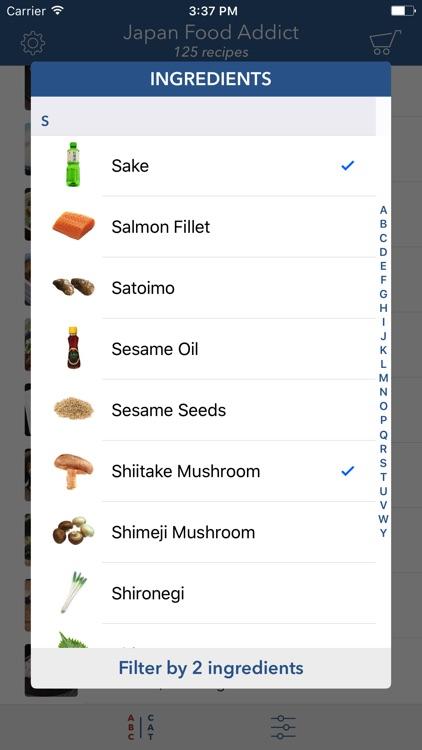 Japan Food Addict screenshot-3