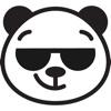 Pandamonium Stickers