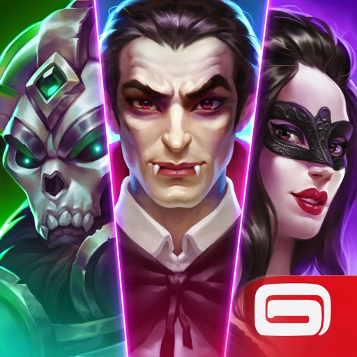 Dungeon Hunter Champions sur iPhone / iPad