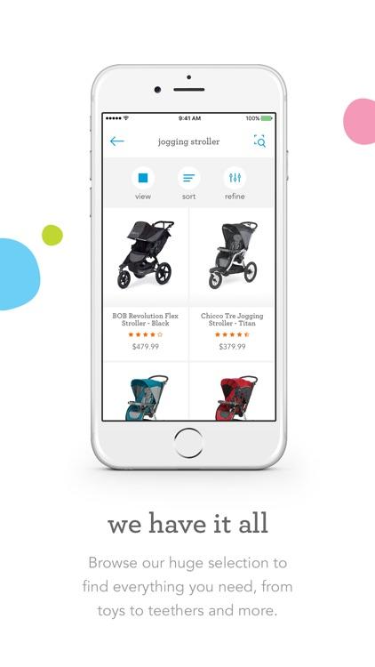 "Babies""R""Us Registry screenshot-4"