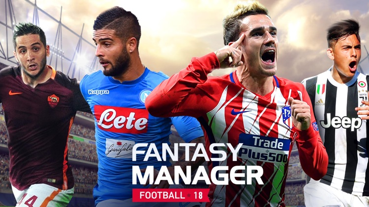 Fantasy Manager Soccer 2019 screenshot-0