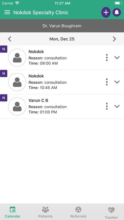 NokDok - For Polyclinic