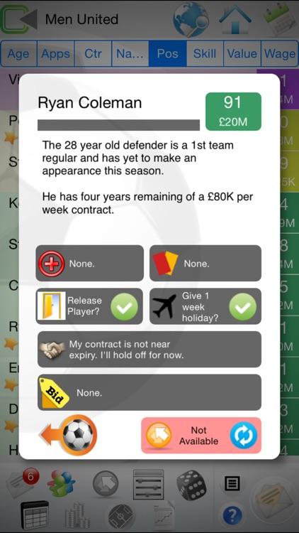 Football Owner screenshot-3