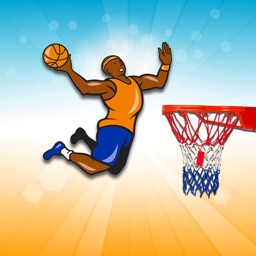 Dunk Basketball Hit  Dunkers