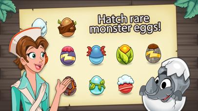 Tiny Monsters™ Screenshot on iOS